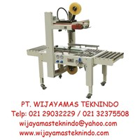 Jual Semi Automatic Carton sealer (Mesin Lakban Karton) AS-823 Pneumatic Adjust
