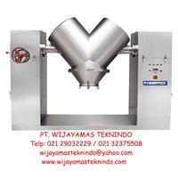 Powder Mixing Machine (Mesin Pencampur Bubuk) VHA-50 - VHA-100 - VHA-150 - VHA-250 - VHA-400