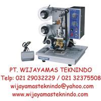 Colored Tape Hot Printer (Mesin Pencetak Kode Produksi) HP-241B-C