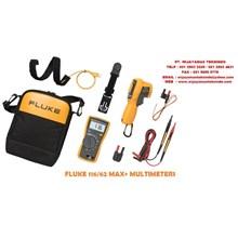 Fluke 116-62 MAX+ Technician's Combo Kit
