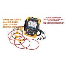 Fluke 437-435-434 Series II 400Hz Power Quality an