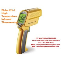 Jual Fluke 572-2 High-Temperature Infrared Thermometer