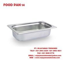 FOOD PAN 14 MUTU ( WADAH MAKANAN )