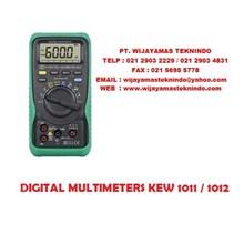DIGITAL MULTIMETERS 1011 - 1012 KYORITSU