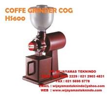 COFFE GRINDER COG HS600 FOMAC ( Mesin Penggiling Kopi )