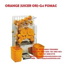 ORANGE JUICER ORJ-G4 FOMAC ( Mesin Pembuat Jus )
