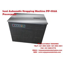 Mesin Warp Pengikat Kardus Semi Automatis Strapping Machine PP-SS15A Powerpack