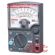 Analog Multitesters/30A range for Automotive TA55 (30A range for automotive) Sanwa