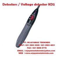 Detectors/Voltage detector KD2 Sanwa