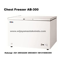 Chest Freezer-26C AB-300 (refrigerator and Freezer)