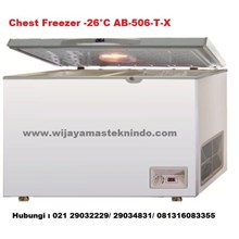 Chest Freezer  -26˚C AB-506-T-X (Kulkas dan Freezer)