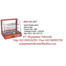 Heat Preservation Showcase SHC-DH-827