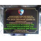 Jual www.BENGKELMARMER.com Informasi Daftar Harga Contoh Pembuatan Plakat Prasasti Peresmian TNI Angkatan Darat Laut Udara POLRI Marmer Granit Hitam Terbaru Termurah Terlengkap