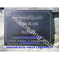 Jual Bikin Buat Cetak Pesan  Beli Marmer Granit Contoh Batu Nisan Muslim 1
