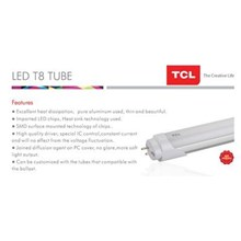 Lampu Led Tl 18 Watt Tcl