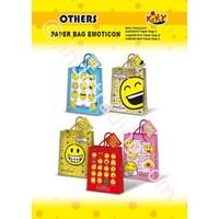 Jual Kantong Kertas Emoticon