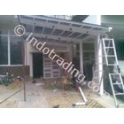 Garage Canopy Pole Wf