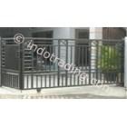 Minimalist Iron Fence