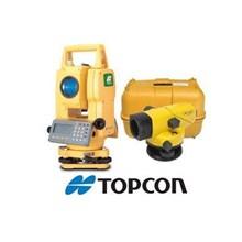 Harga Terbaru Total Station Topcon GTS 255N Dan Level Topcon AT-B4 1 Paket
