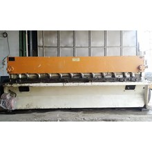 Second Plate Cut Machine