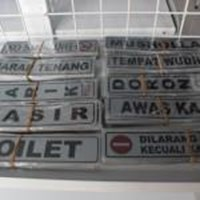 Jual Label Sticker