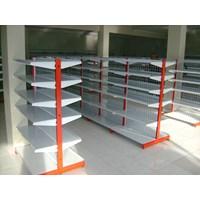 Jual Rak Gondola Minimarket Indo