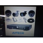 AVTECH CCTV 4 Channel