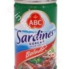 Sardines Abc Balado