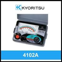 Kyoritsu Analogue Earth Tester 4102A (Call: 021-62320178)