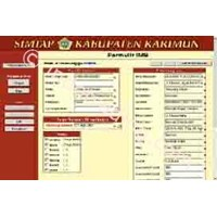Simtap ( Sistem Informasi Pelayanan Satu Atap)