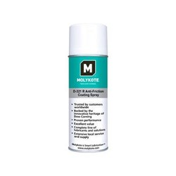 Molykote D-321 R Anti Friction Coating 312 G Can