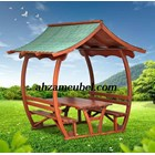 Sell Teak Minimalist Garden Gazebo AM.160