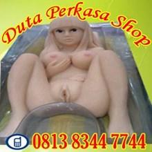 Boneka Silikon Full Body Wanita Cantik