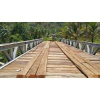Jual Pembuatan Jembatan Besi