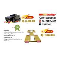 Hydraulic Car Wash Type H-Track