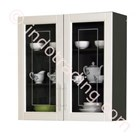 Sell The Kitchen Cabinet 2 Door Glass (Pearl Series) Kkd 010 880