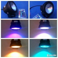 Sell Lampu sorot led 10 watt RGP
