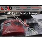 Simplex Indicator Lamp