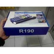 Bateray Satellite Phone On Hand For Satellite Phone R190
