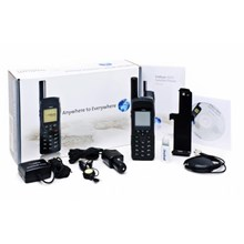 Handheld Satellite Phone Telepon Satelit Iridium 9555