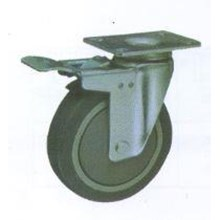 TPR Caster Trolley Wheels RHJ 412-075-13