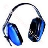 Jual Pelindung Telinga Ear Muff Blue