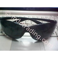 Kacamata 168  Clear &Black