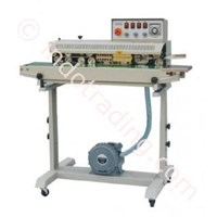 Continuous Sealer With Gas