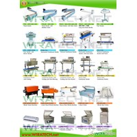 Jual Mesin Kemasan - Hand Sealer - Foot Sealer - Continuous Sealer - Shrink - Vacuum