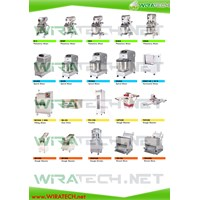 Wiratech - Mixer Roti - Proofer - Oven -  Bread Slicer - Divider - Sheeter