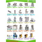 Meat Mincer - Bone Saw - Soy Bean - Noodle Maker - Meatball Maker