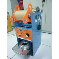 Jual Mesin Press Plastic Cup Sealer