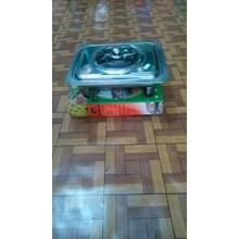 Panci Prasmanan Fast Food Dish Set Pan With Stove