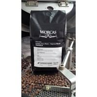 Jual Kopi Espresso Blend - Racikan Khusus - Untuk Cappucinno Or Latte